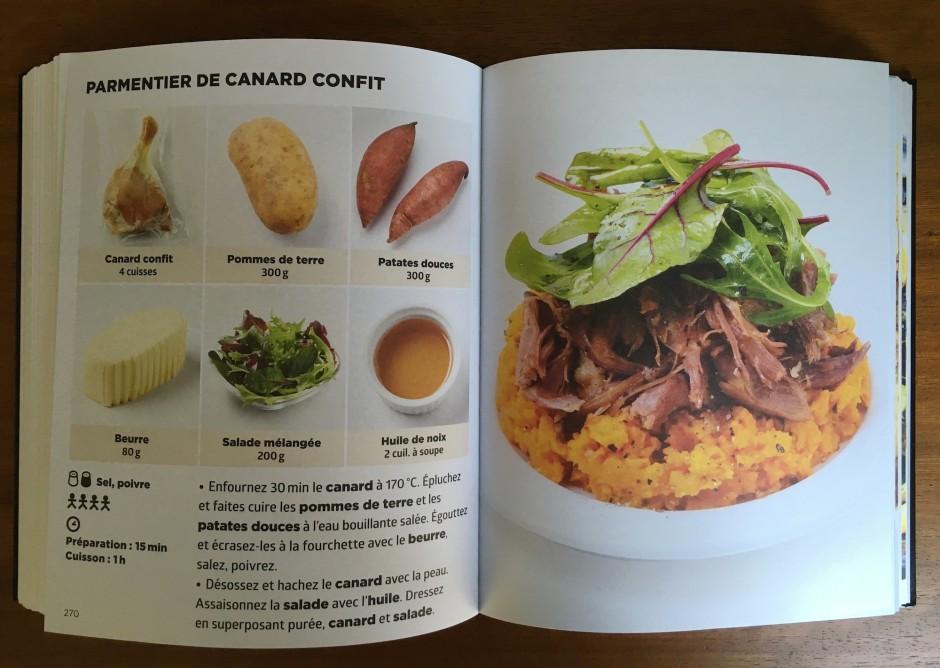 S 39 il n 39 en restait qu 39 un seul kateelkateel for Simplissime livre cuisine